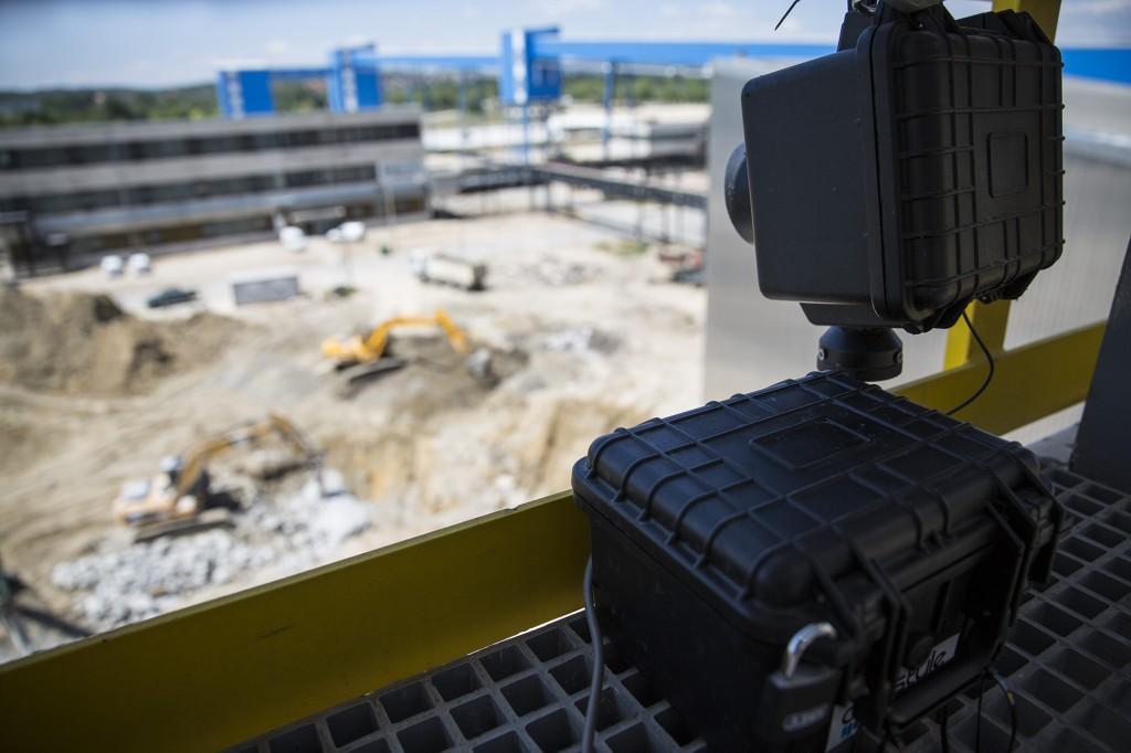 Time lapse kamera